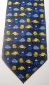VW Beetle Tie Car Gift For Bug Fans