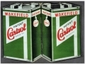 Castrol Motor Oil Period Advertisement Enamel Metal Sign