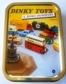 Dinky Toys and Supertoys tobacco tin car gift retro