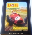 Ferrari & Eagle comic metal sign gift with Ascari driving