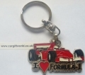 I Love Formula One Keyring Car Gift