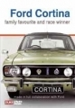 Ford Cortina DVD Car Gift Mk1 Onwards Including Lotus