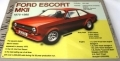 Ford Escort Mk2 wall sign gift for classic British car fans