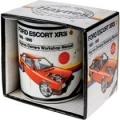 Ford Escort XR3i Gift Boxed Mug, 80's Hot Hatch Icon
