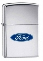 Ford Zippo Lighter Boxed Car Gift