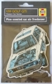 VW Golf GTI Mk1 Car Gift Air Freshener