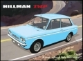 Hillman Imp Enamel Metal Sign Car Gift