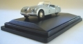 Jaguar XK120 die cast classic sports car boxed gift