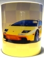 Lamborghini Diablo mug, gift for Lambo and supercar fans