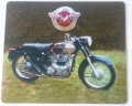 Matchless Tandem Twin Mouse Mat Bike Gift