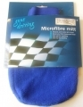 Microfibre mitt car valeting gift for washing & wax