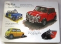 Austin Mini Boxed Set of Four Placemats