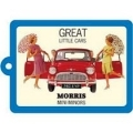 Morris Mini Minor Key Ring