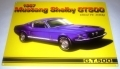 Mustang Shelby GT 500  metal sign NEW car gift, classic V8 Ford