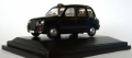 TX 4 black London taxi cab die cast boxed car gift 1:76
