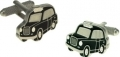 Black cab London taxi cuff link boxed car gift