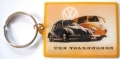 VW Beetle and Camper/Transporter Key Ring