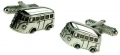 VW Camper Van Cufflinks Boxed Car Gift Combi