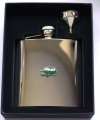 Austin Mini Stainless Steel Hip Flask