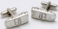 Sports car cufflinks boxed car gift, motor sport fans, Mercedes