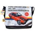 Ford Escort XR3i Courier Bag Car Gift